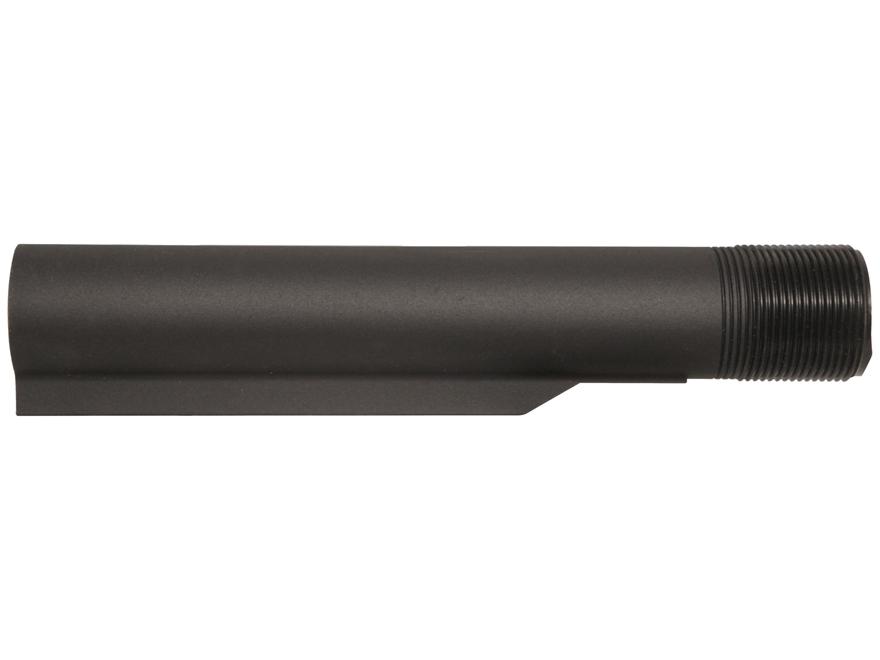 AR-Stoner Receiver Extension Buffer Tube 6-Position Mil-Spec Diameter AR-15, LR-308 Alu...