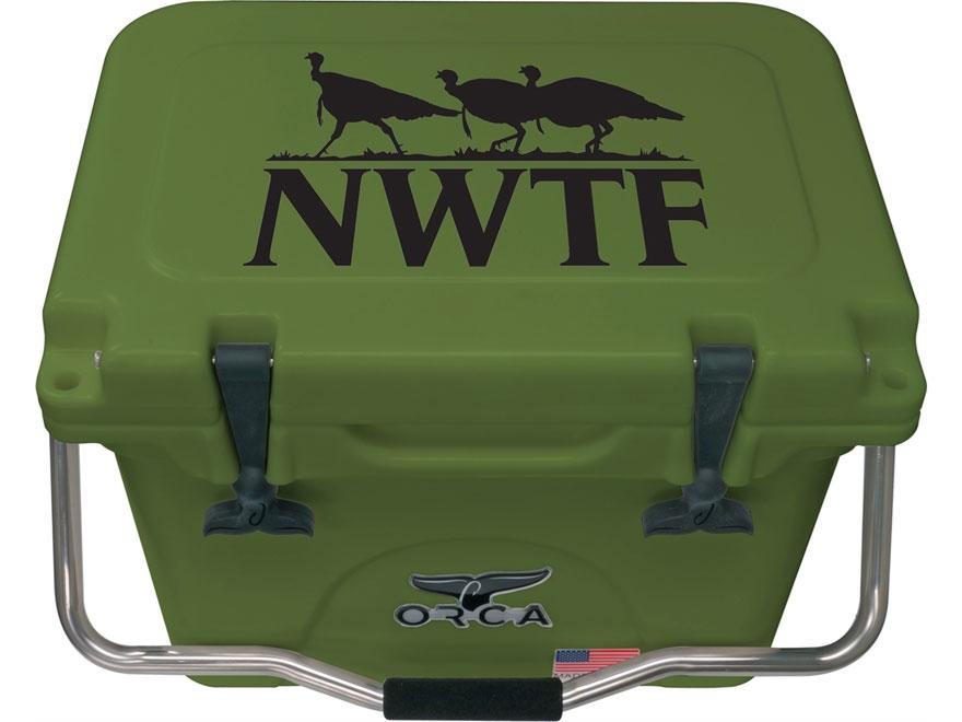 Orca 20 Qt NWTF Cooler Polyethylene