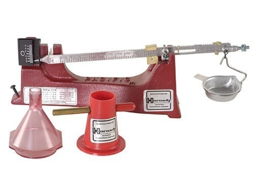 Hornady Model M Magnetic Powder Scale Kit