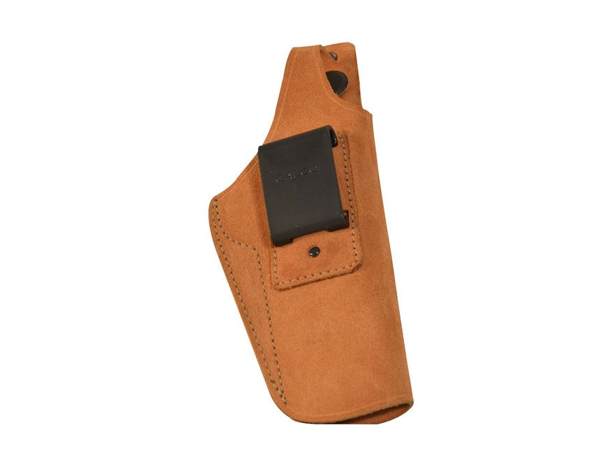 Galco Waistband Inside the Waistband Holster Right Hand Ruger LC9 Leather Brown