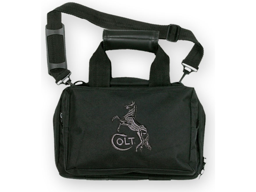 Colt Deluxe Mini Range Bag Nylon Black
