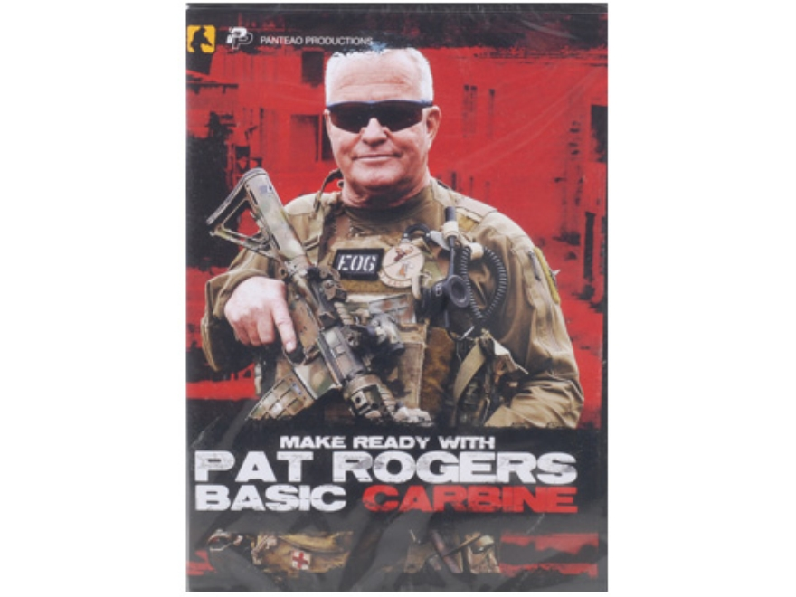"Panteao ""Make Ready with Pat Rogers: Basic Carbine"""