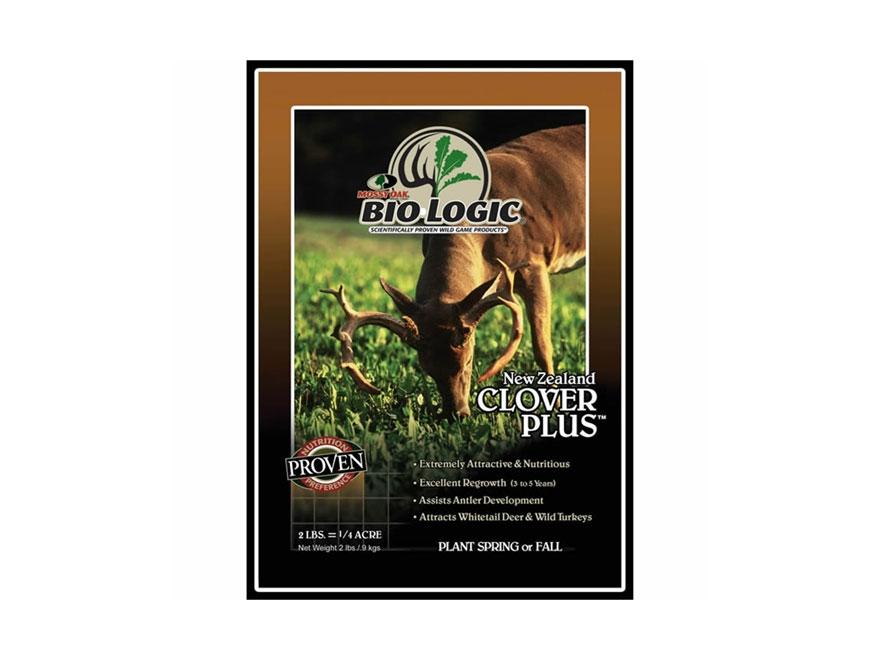 BioLogic Clover Plus Perennial Food Plot Seed 50 lb