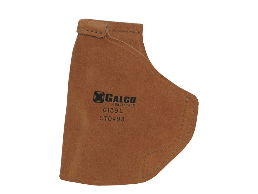Galco Stow-N-Go Inside the Waistband Holster Right Hand Taurus Millennium Pro 9, 40 Lea...