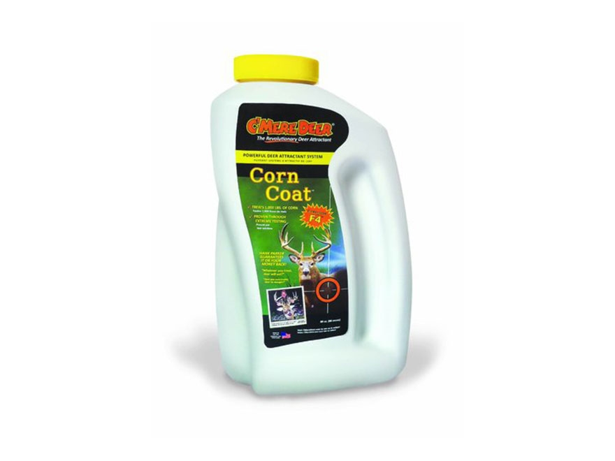 C'Mere Deer Corn Coat Deer Attractant Liquid