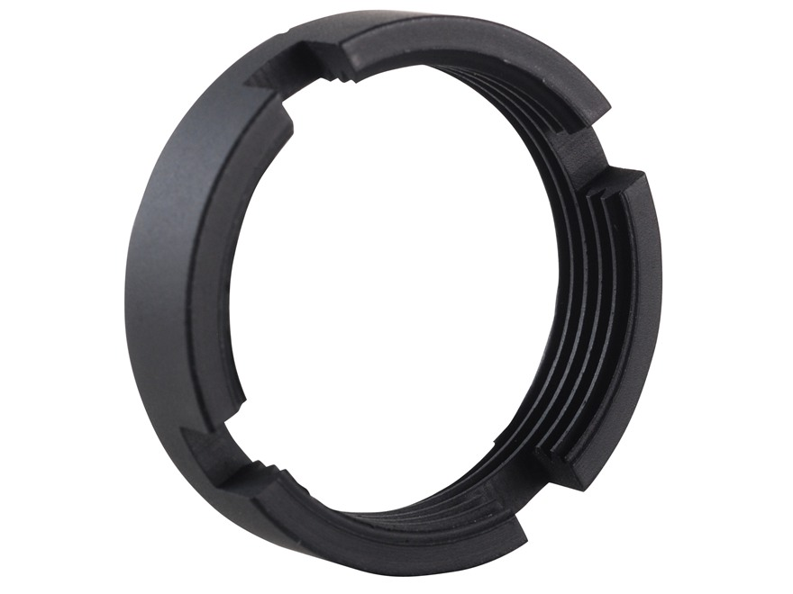 Advanced Technology Receiver Extension Buffer Tube Lock Ring AR-15, LR-308 Carbine Stee...