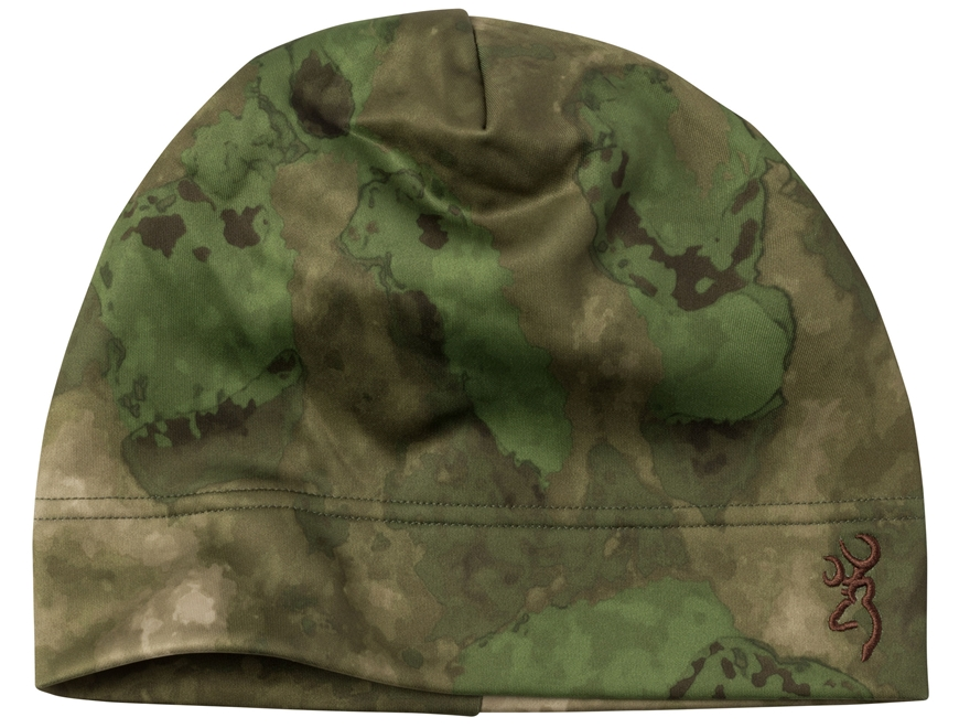 Browning Men's Hell's Canyon Speed Trailhead Beanie Polyester A-TACS