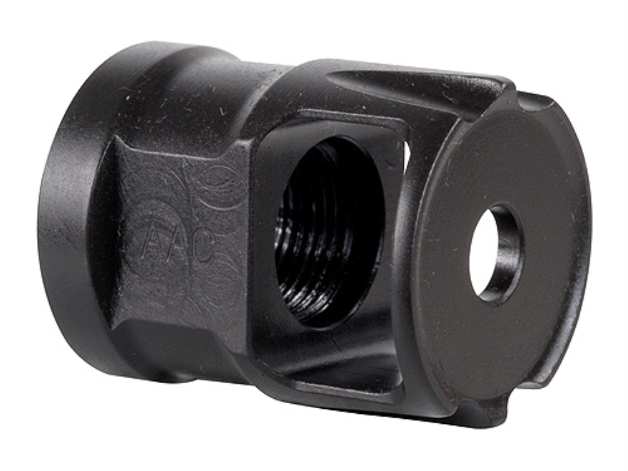 Advanced Armament Co (AAC) Single Chamber Muzzle Brake Non-Suppressor Mount (NSM) 5.56m...