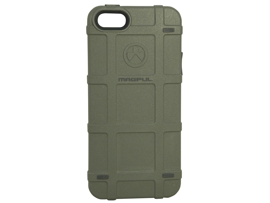 magpul iphone 5 case magpul apple iphone 5 5s bump phone polymer foliage 15662
