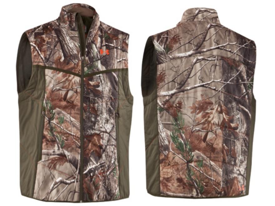 size 40 1f355 7c7b4 under armour camo jacket