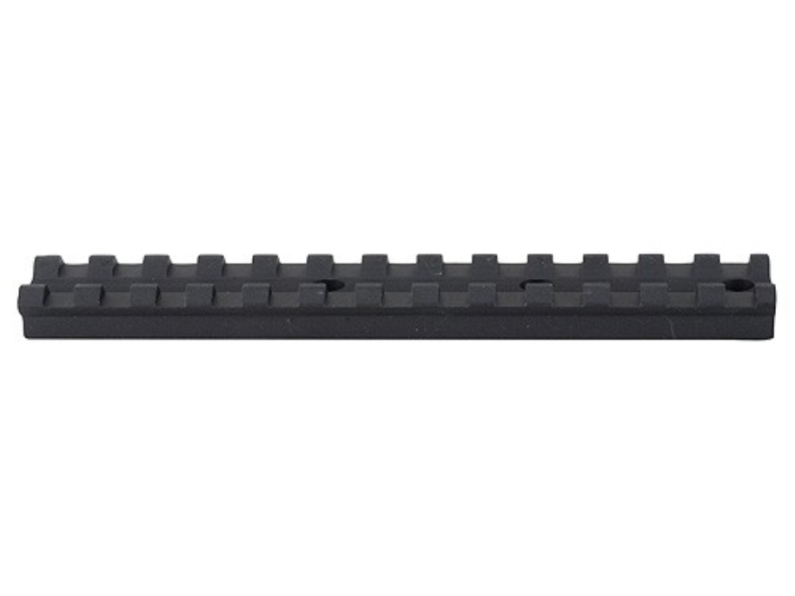 EGW 1-Piece Picatinny-Style Scope Base Remington 870 Matte