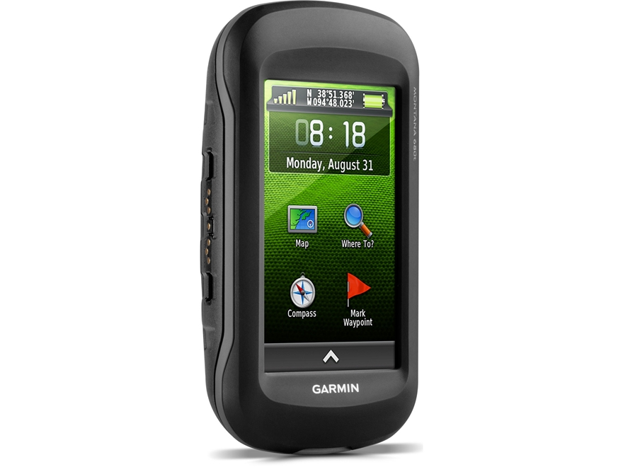 Garmin Montana 680t Handheld GPS Unit