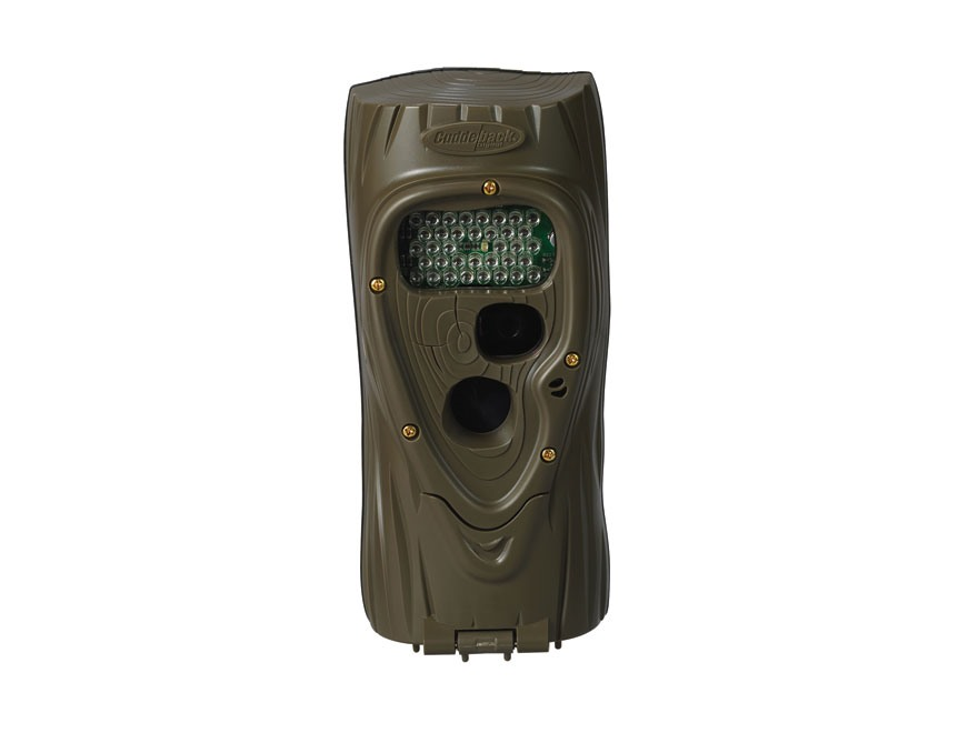 Cuddeback Attack IR Infrared Game Camera 5.0 Megapixel Brown