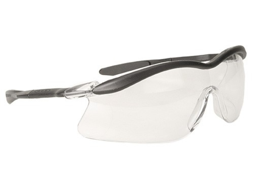 3M XF1 Shooting Glasses Clear Lens