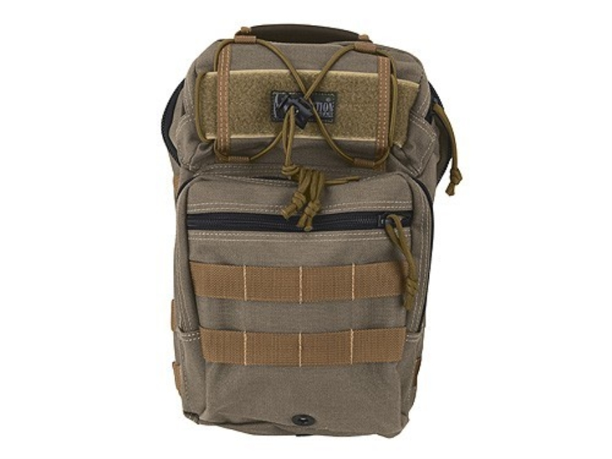Maxpedition Lunada GearSlinger Pack Nylon Khaki