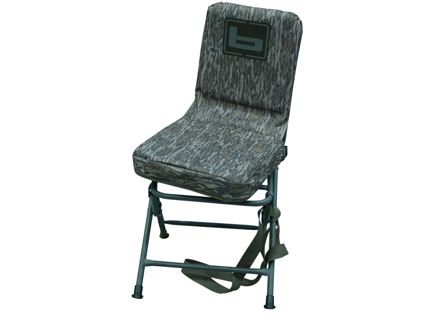Banded Swivel Blind Chair 600D Fabric
