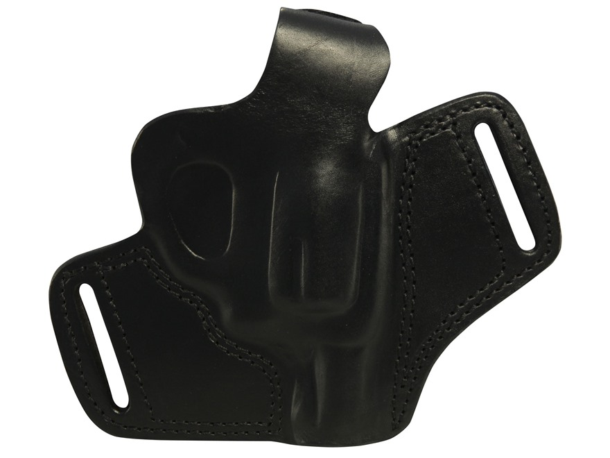 """Bulldog Deluxe Molded Holster with Thumb Break Small Fits Revolvers with 2"""" Barrels Rig..."""