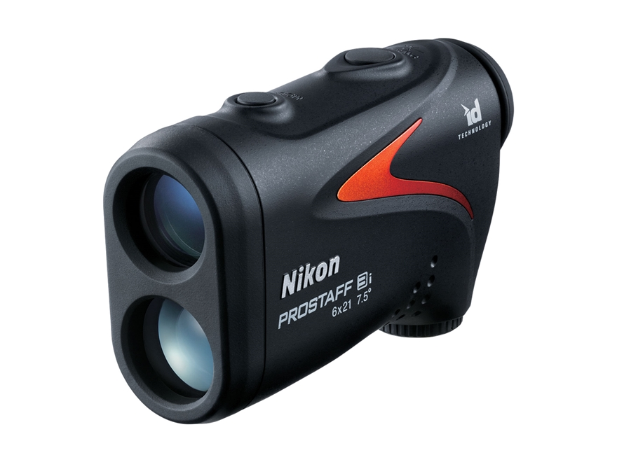 Nikon PROSTAFF 3i Laser Rangefinder 6x 21mm Black/Orange