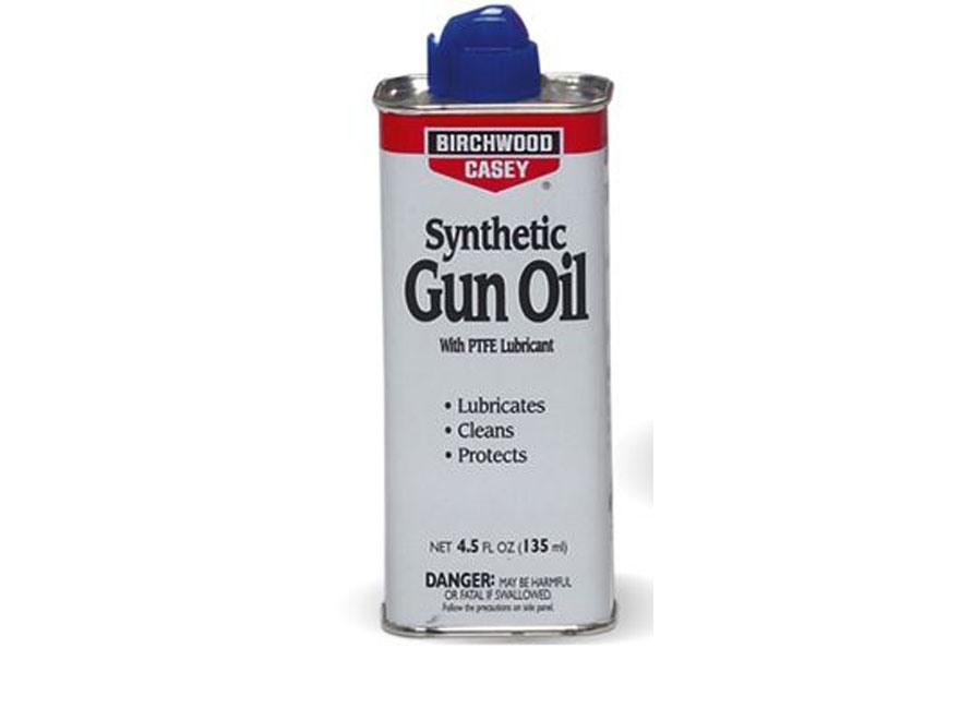 Birchwood Casey Synthetic Gun Oil 4.5 oz Liquid