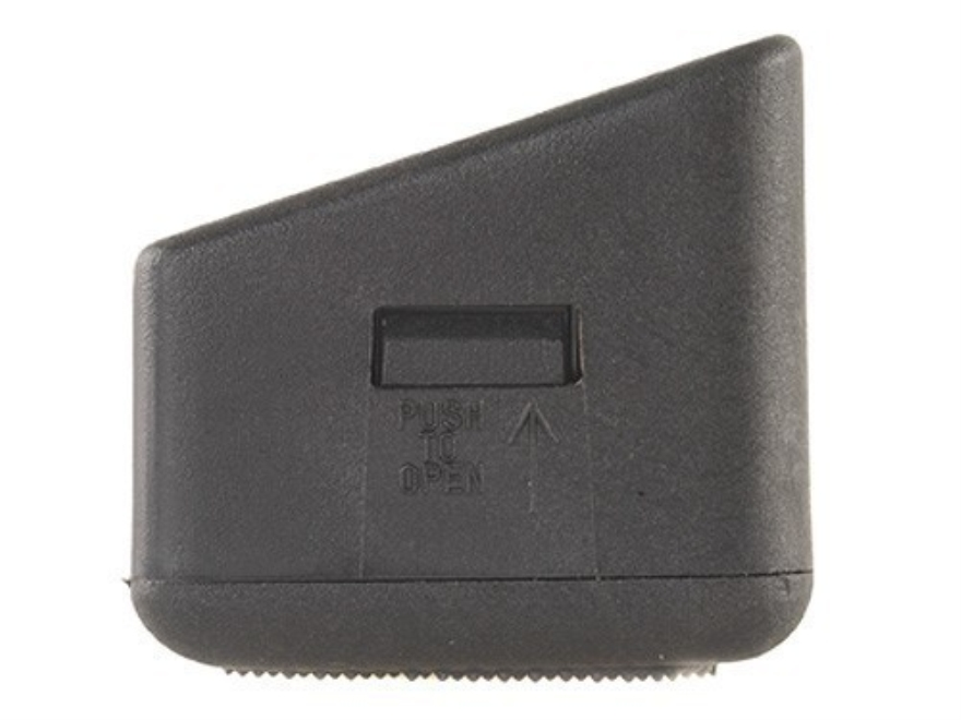 Arredondo Checkered Extended Magazine Base Pad +5 Glock 17, 22, 24, 26, 27, 31, 32, 33,...