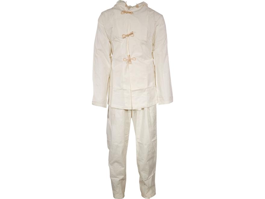 Military Surplus Italian Snow Camo Suit White