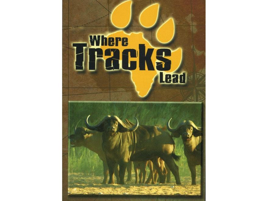 """Safari Press Video """"Where Tracks Lead"""" DVD"""