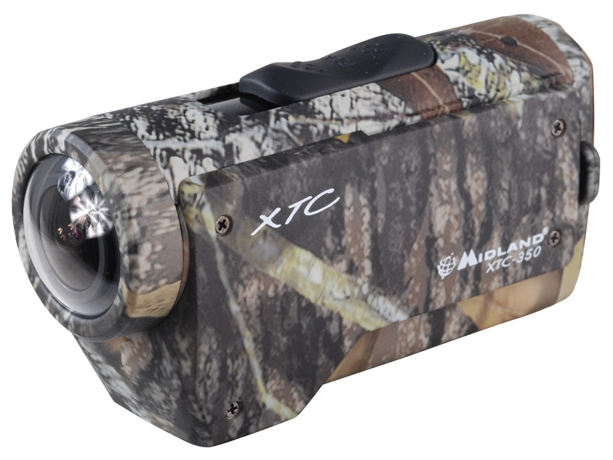 Midland XTC-350 1080P HD Action Camera Kit Mossy Oak Break-Up Camo