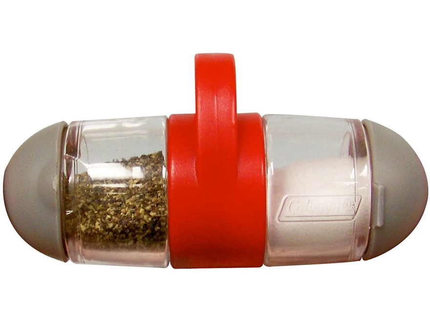 Coleman Easy-Carry Salt and Pepper Shaker