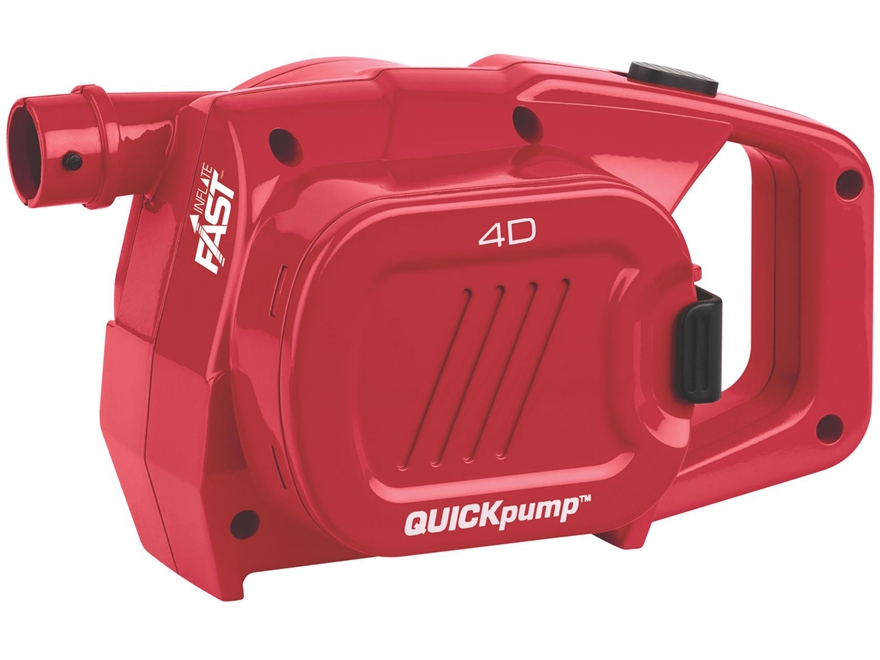 Coleman QuickPump 4D Air Pump Red