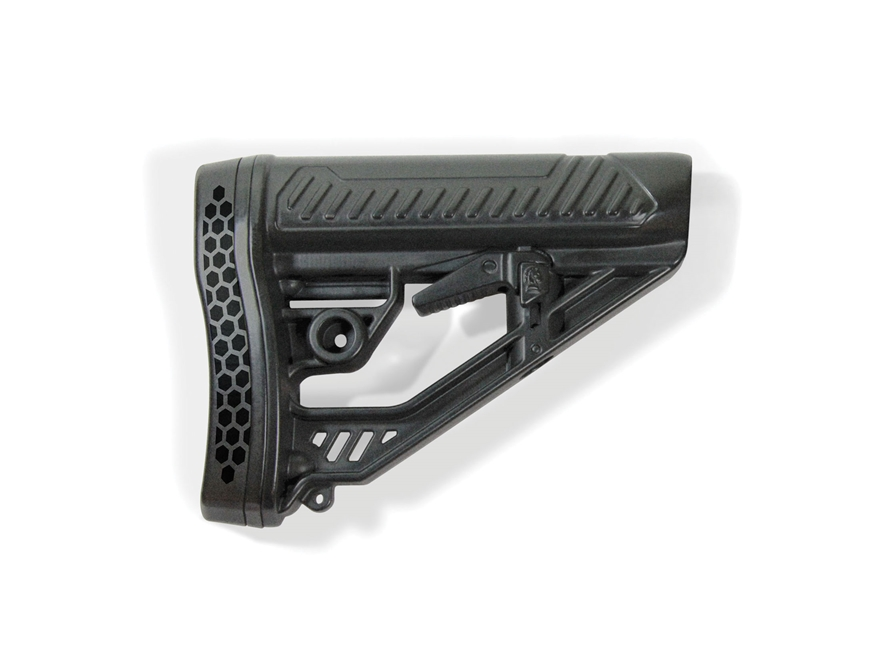 Adaptive Tactical Performance Stock Collapsible Mil-Spec Diameter AR-15, LR-308 Carbine...