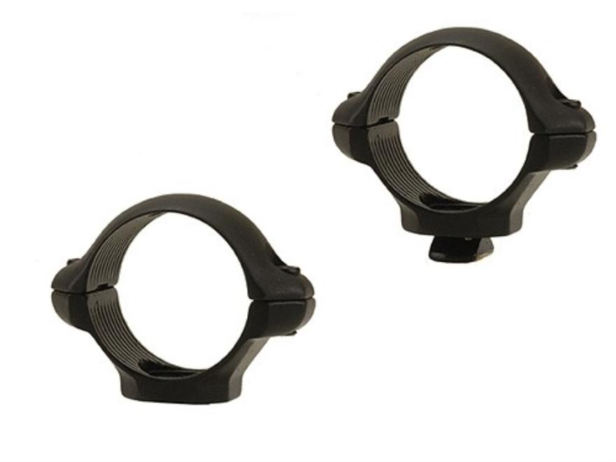 """Millett 1"""" Turn-In Standard Rings Matte Low"""