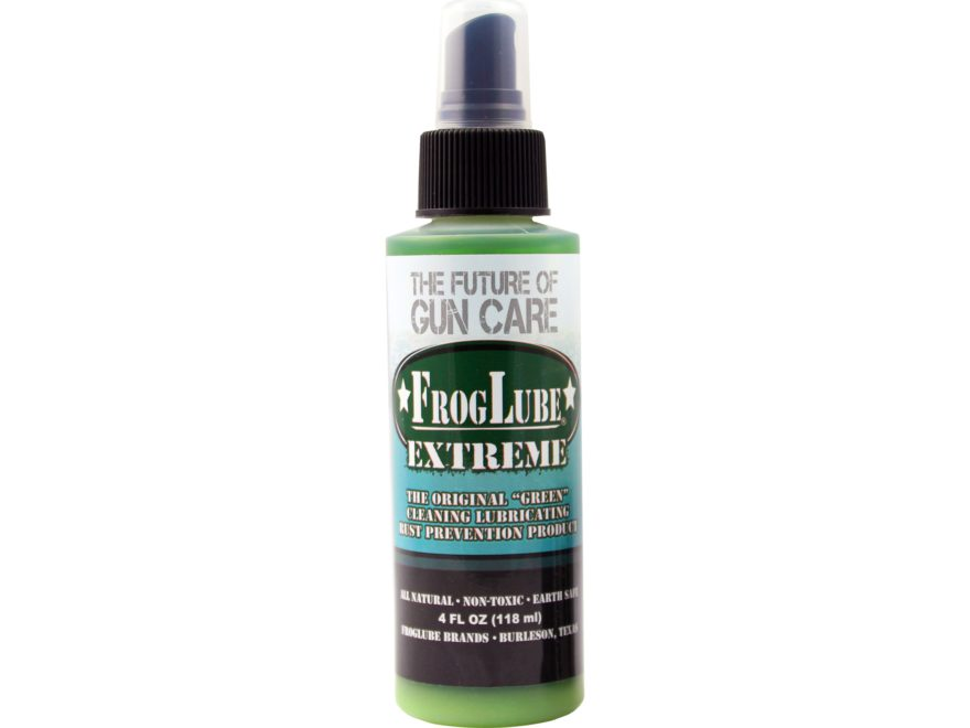 FrogLube CLP Bio-Based Cleaner, Lubricant, and Preservative Liquid