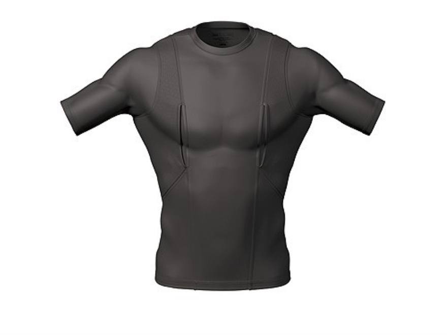 5.11 Holster Shirt Crew Short Sleeve Synthetic Blend