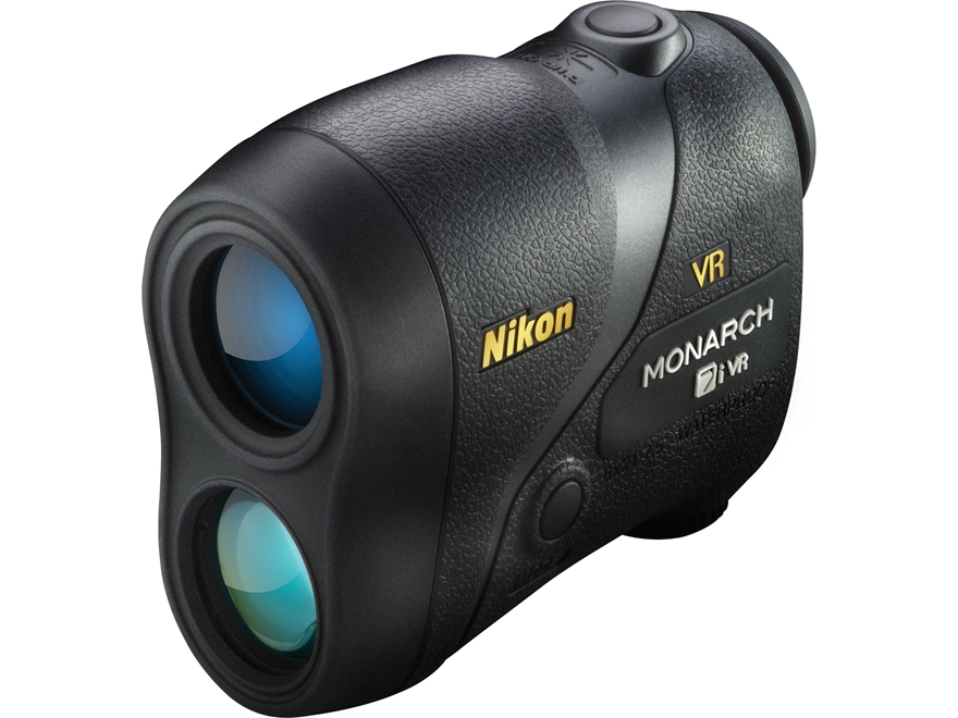 Nikon MONARCH 7i VR (Vibration Reduction) Laser Rangefinder 6x 21mm Black