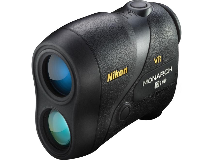 Nikon MONARCH 7i VR (Vibration Reduction) Laser Rangefinder 6x 21mm Black