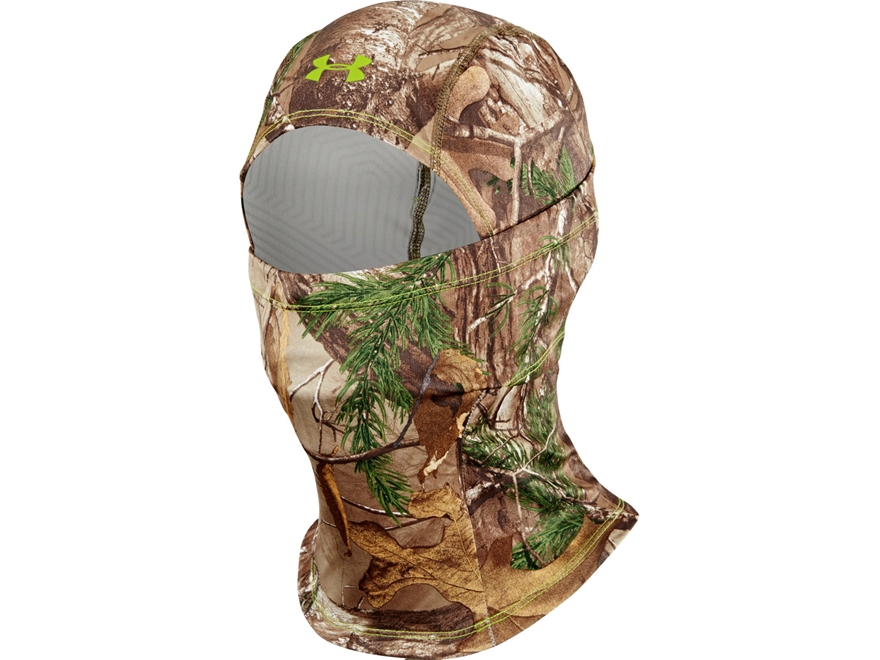 Under Armour UA ColdGear Infrared Scent Control Hood Polyester