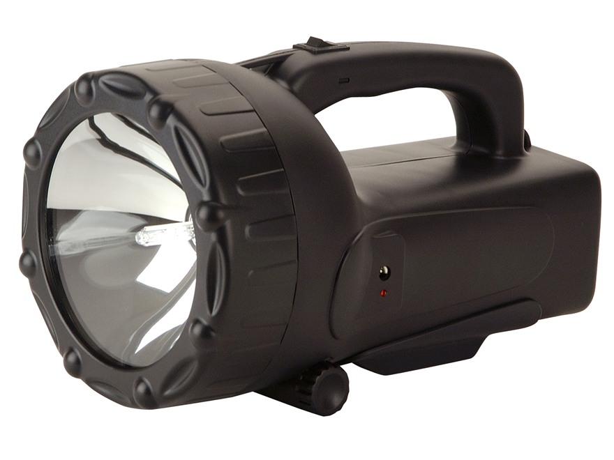 Cyclops Nexus HID Spotlight HID with Rechargeable Battery Polymer Black