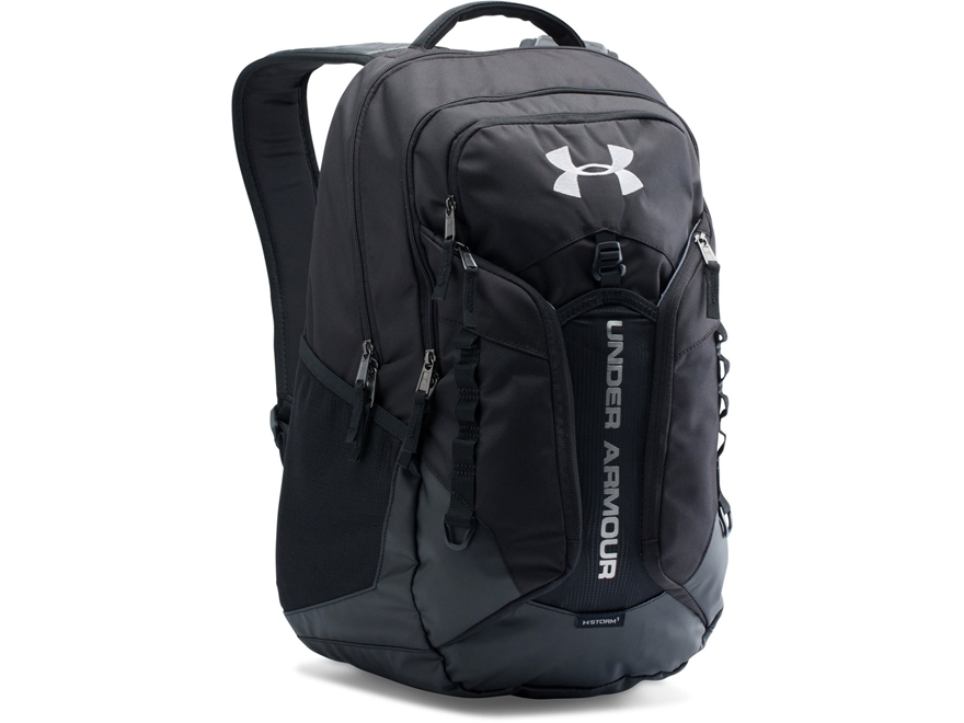 Under Armour Contender Backpack Polyester Black