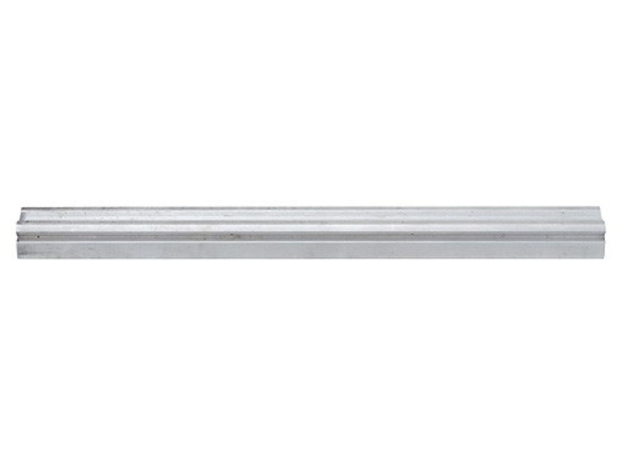 """Power Custom Gunsmith Weaver-Style Rail Scope Base Blank 9/16"""" Height Aluminum"""
