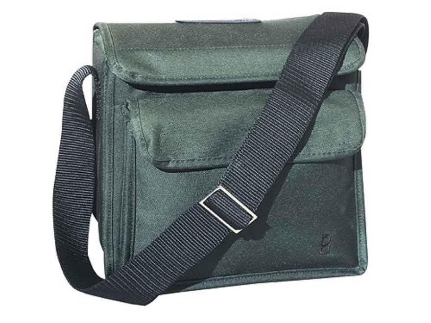 Bob Allen Shooter's Shoulder Pack Range Bag Nylon Green