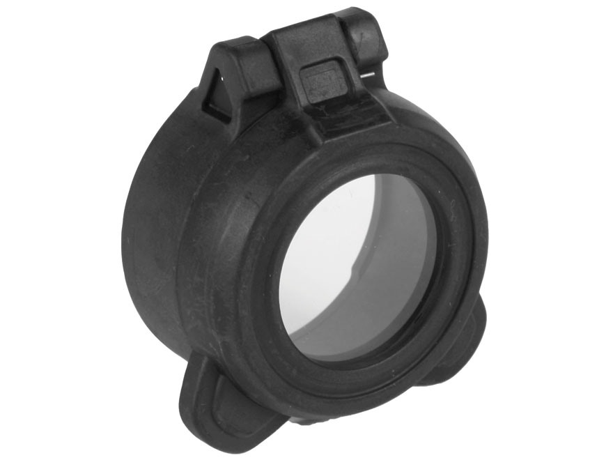 Aimpoint Front Flip-Up Lens Cover Transparent Black