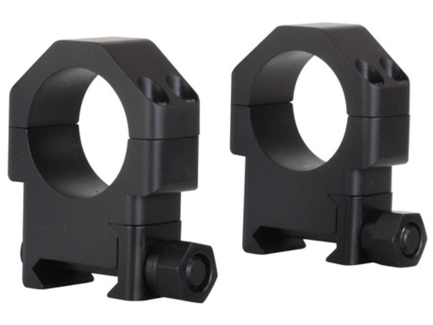 TPS TSR Picatinny-Style Rings Matte