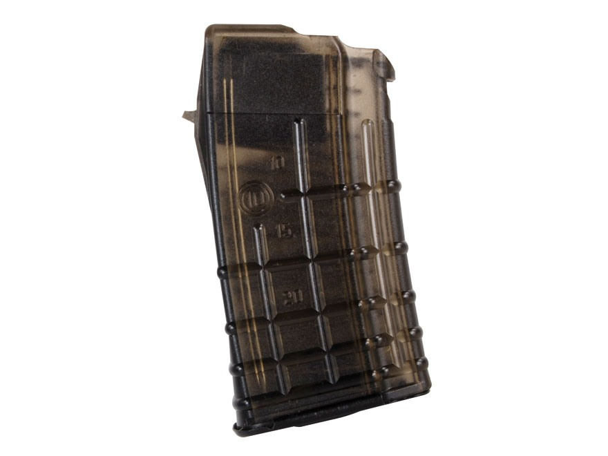 Arsenal, Inc. Magazine AK-47 223 Remington 20-Round Polymer Clear