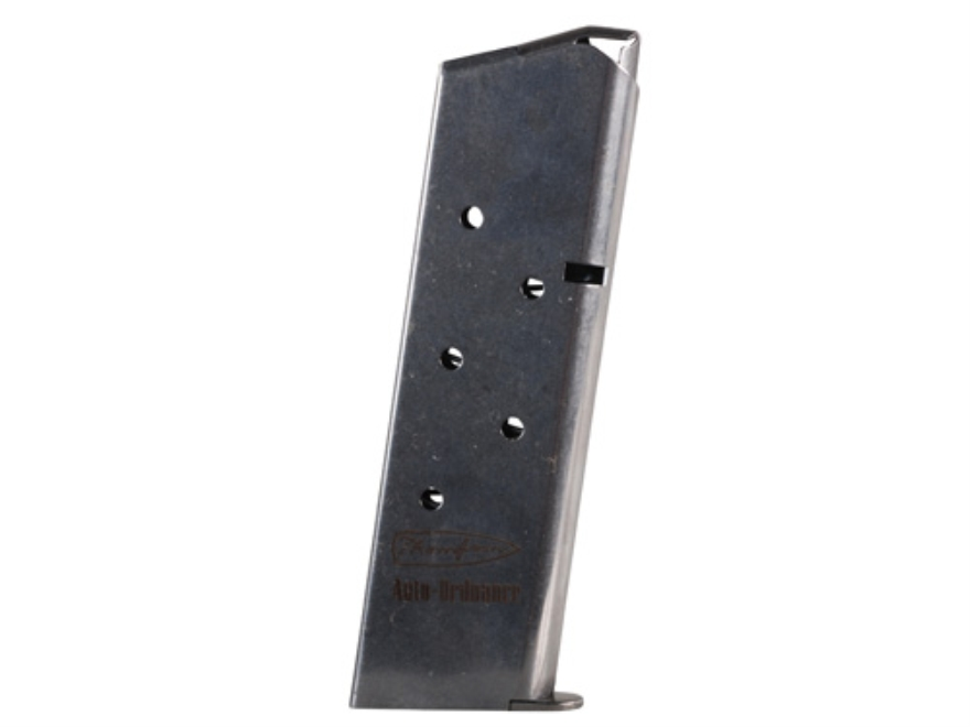 Thompson Magazine Thompson 1911 Government, Commander 45 ACP 7-Round Stainless Steel