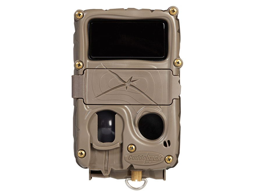 Cuddeback Silver E3 Black Flash Game Camera 20 MP Brown