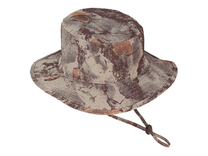 Natural Gear Waterproof Boonie Hat Polyester Natural Gear Natural Camo