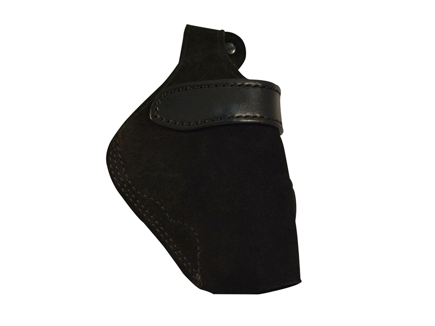"Galco Wraith Belt Holster Right Hand S&W J-Frame 2-1/8"" Barrel Leather Black"