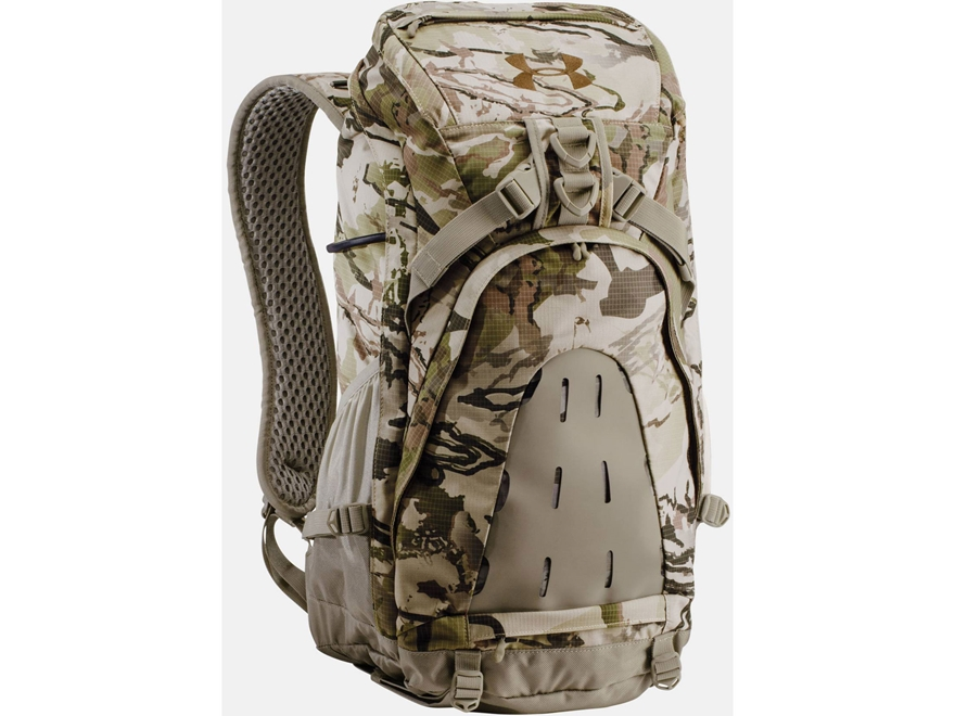 Under Armour Ridge Reaper 1800 Backpack Polyester and Nylon Ripstop