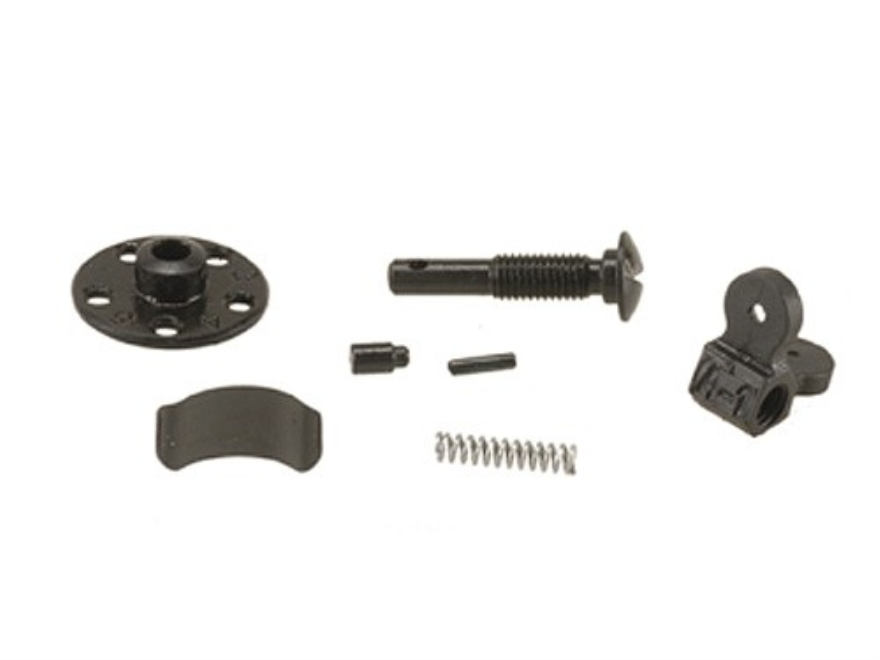 Olympic Arms Rear Sight Parts Set AR-15 A1 Steel Matte