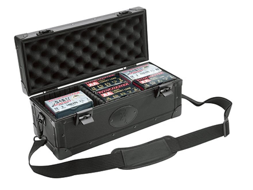 Browning Talon Ammunition Case ABS Plastic over Aluminum Frame Black